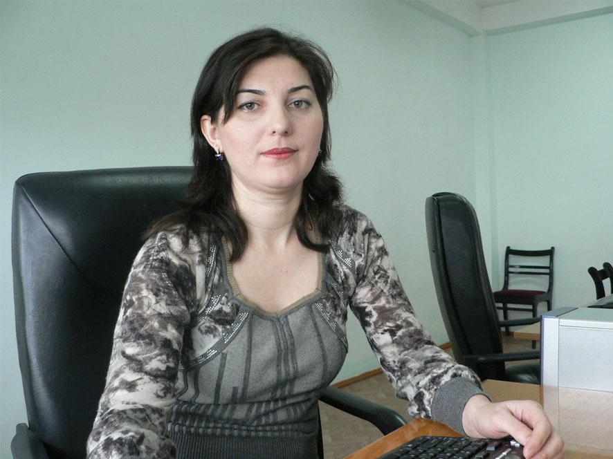 Гаджибаева Эльмира Шабановна